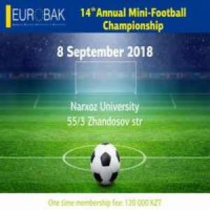 Event - EUROBAK 14th Mini-Football Championship