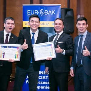 EUROBAK CSR Award Ceremony