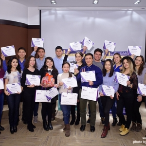Awarding of Students participated in projects EUROBAK HR University and EUROBAK Marketing & PR University of Practical Knowledge