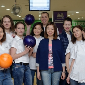 EUROBAK 14th Annual Bowling Tournament 10