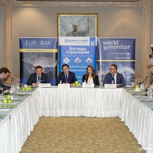 Round Table With The Governor Of The National Bank Of RK 21