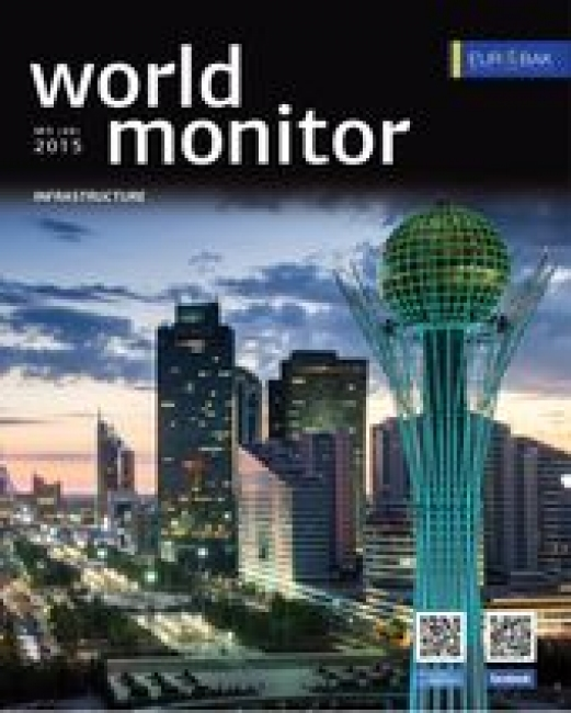 World monitor - Infrastructure