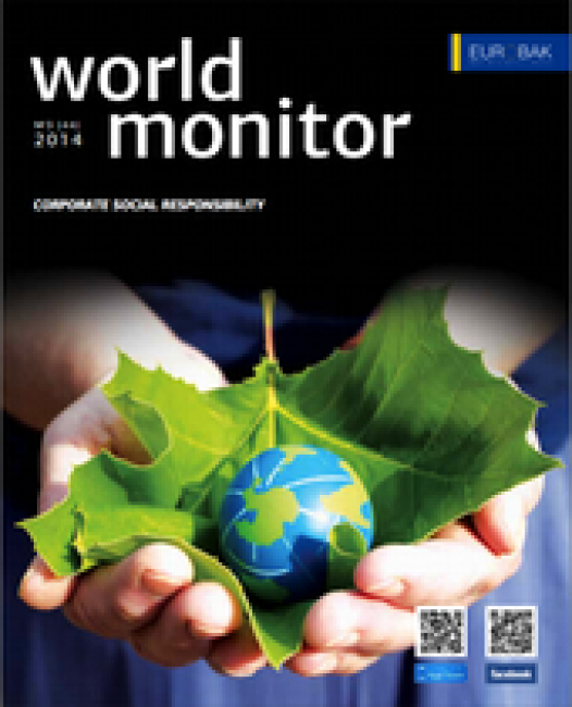 World monitor - Corporate Social Responsibility